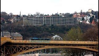 Elhagyatva Magyarországon 141. - SZOT: Csontvázhotel Budapest felett   MEGBÜNTETTEK!