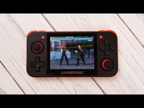 Портативная ретро консоль Anbernic RG350: играем в Sony PS, Super Nintendo, Sega, NEOGEO и NES