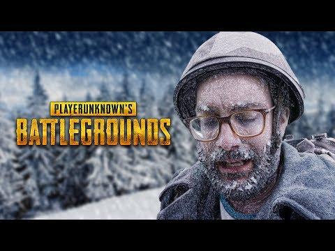 Blizzard - PUBG Logic (freezing in snow map Vikendi) | Viva La Dirt League (VLDL)