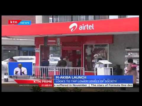 First mobile bond worldwide - M-Akiba launched in Kenya