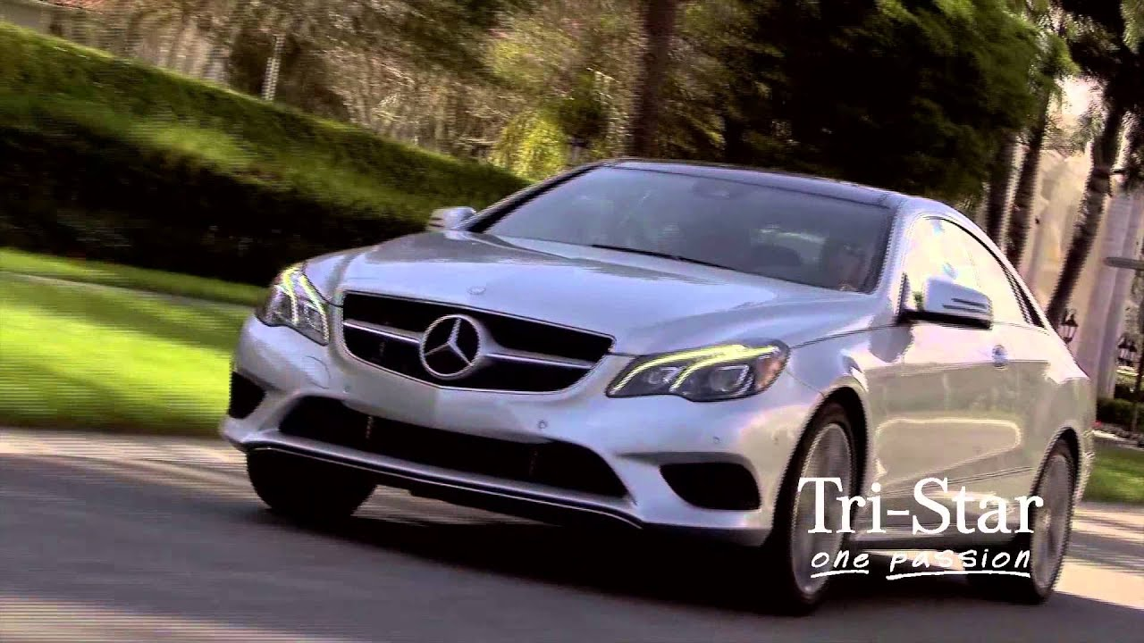 2014 mercedes benz e350 coupe for sale in st louis tri for Tri star mercedes benz st louis