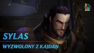 Sylas: Wyzwolony z Kajdan | Zwiastun bohatera — League of Legends