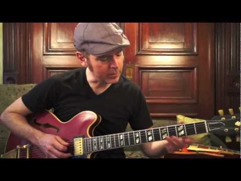 Tighten Up Your Blues - #7 Blues Rhythm Essentials - Guitar Lesson - Jeff McErlain