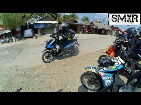 X-RIDE SMXR Touring Pantai Tanjung Lesung #Part1