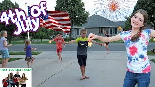 that youtub3 family 4th of july celebration that youtub3 family