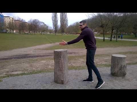 PeRun   Vlog#08   Outdoor Fitness in Stockholm   Sweden