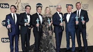 Les SAG Awards, comme un lot de consolation pour les acteurs noir-américains