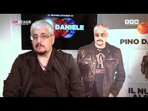 Pino Daniele, l'intervista di Onstage