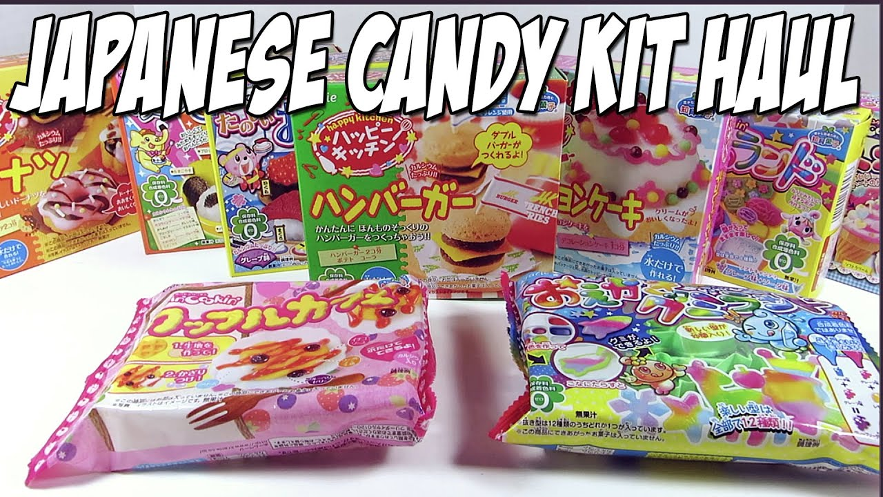 Popin cookin amazon - Japanese Candy Kits Kracie Popin Cookin Haul