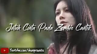 Gambar cover Jatuh Cinta Pada Zombie Cantik