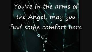 Angel- Sarah Mclachlan- Lyrics