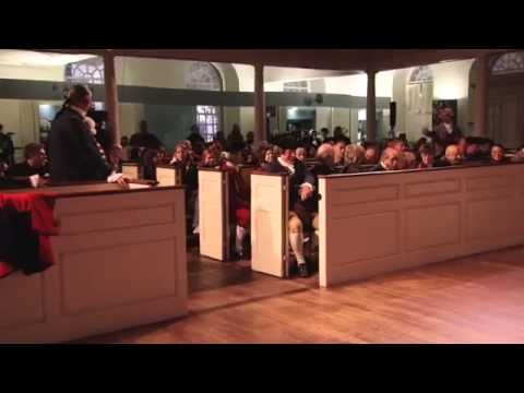 The Boston Tea Party Annual Reenactment