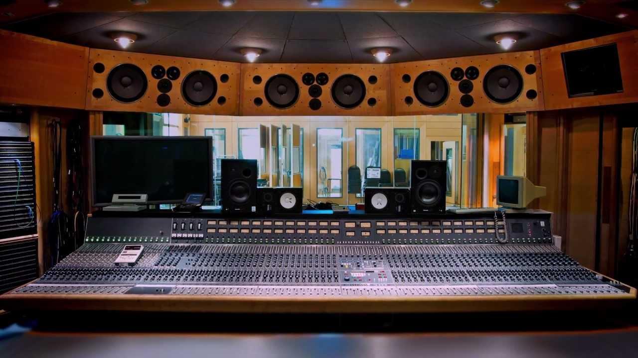 AIR Lyndhurst Studio Tour - YouTube