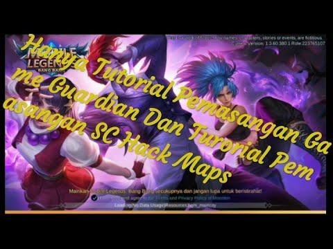 Tutorial 2 in maps hack + game guardian patch esmeralda (MLBB) thumbnail
