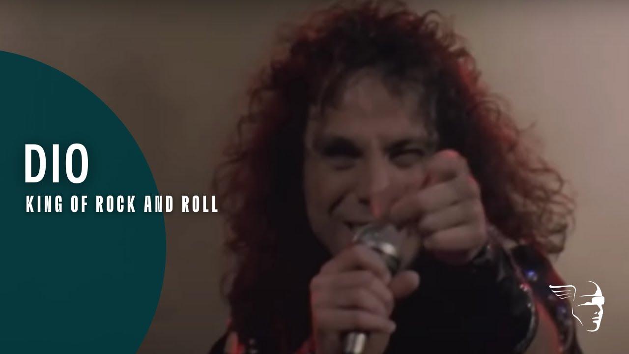 Dio - King of Rock and Roll (Finding The Sacred Heart Live In Philly 1986)