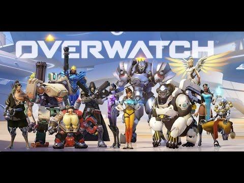 видео: Обзор игры overwatch от blizzard
