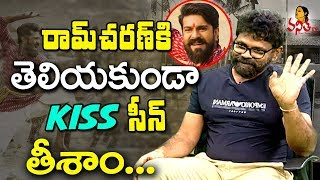 Sukumar about his Favourite Scene in Rangasthal...