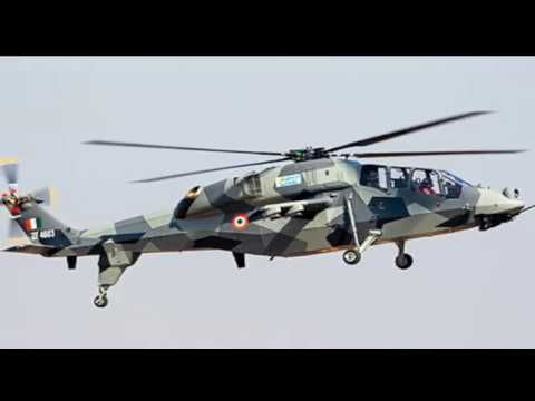 India's HAL Among World's Top 4 Light Military Helicopter Manufacturers