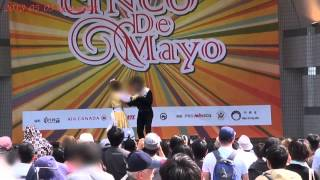 シンコ・デ・マヨ 代々木公園 Japan Trip 2013 Tokyo CINCO De Mayo Celebrating the Americas 2