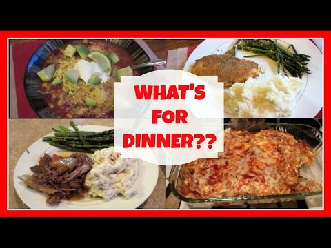 SOME YUMMY DINNER RECIPES! *MEATLESS MONDAY*