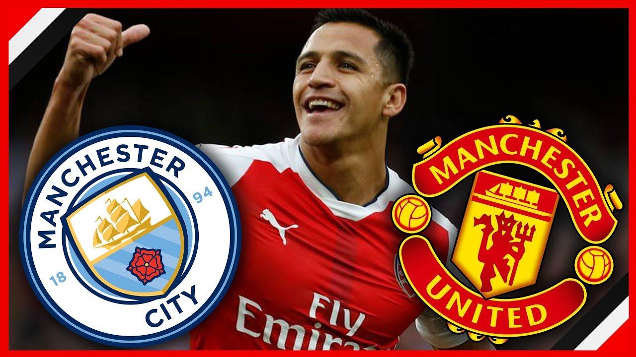 Image result for Sanchez Man United Man City