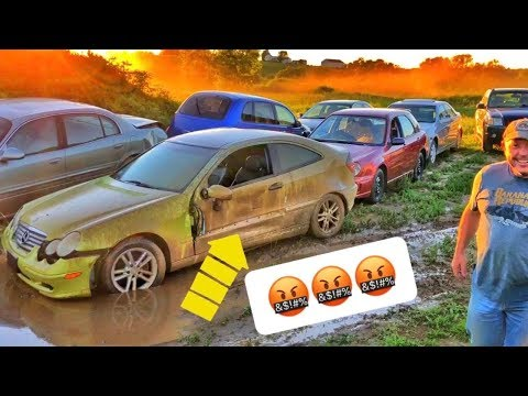 He T-BONED The MERCEDES BY ACCIDENT!!! | Mark Freeman #408