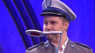Kabaret Młodych Panów - Ustawka kibiców z policją - Kabaretowa Scena Dwójki