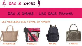 Acheter un sac femme pas cher sur Sac-Shoes.fr