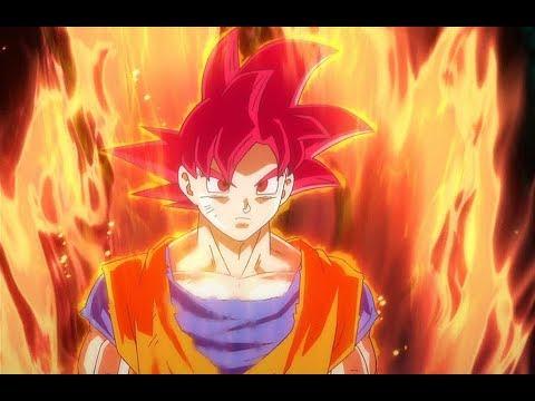 Phân tích Dragon Ball Super tập 103 , tập 104 , tập 105 - Goku Super Saiyan  God