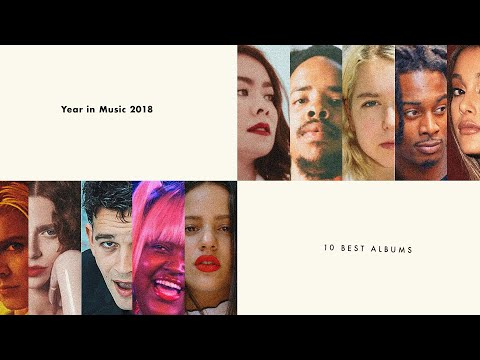 The 10 Best Albums of 2018
