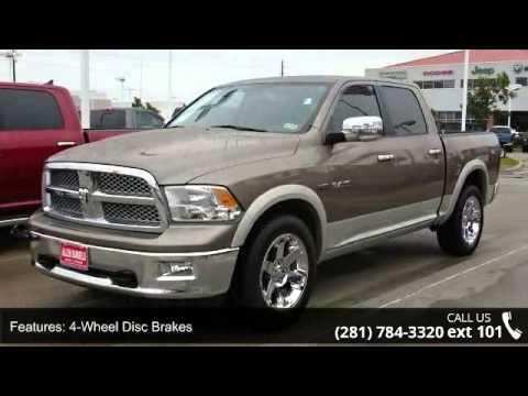 2010 Dodge Ram 1500 Laramie - Allen Samuels Katy - Katy...