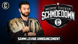 Samm Levine Special Announcement - Movie Trivia Schmoedown