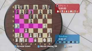Wii Chess | Dolphin Emulator 4.0 [1080p HD] | Nintendo Wii