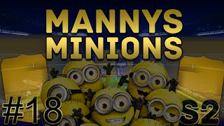 FIFA 14 NEXT GEN - MANNY'S MINIONS S2|EP #18 I HATE THIS GAME!!!
