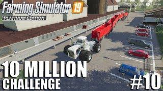 10 Million CHALLENGE | Nordfriesische Marsch | FS19 Timelapse #10 | Farming Simulator 19 Timelapse