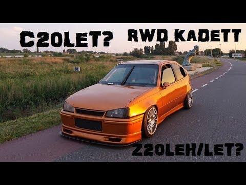 Turbo Opel C20LET Z20LET Z20LEH  V6 Turbo Compilation