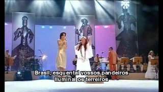 20 - BETH CARVALHO - BRASIL PANDEIRO [HD 640x360 XVID Wide Screen].avi