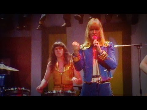 Sweet - Blockbuster - Silvester-Tanzparty 1974/75 31.12.1974 (OFFICIAL)