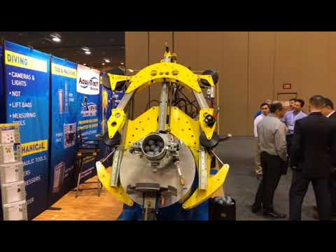 Aqua-Tech Solutions Presents at Underwater Intervention 2018