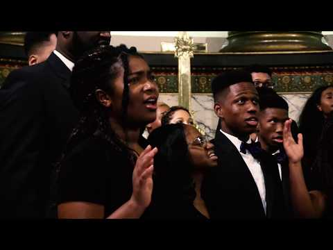 OH FOR A FAITH THAT WILL NOT SHRINK -  The Aeolians_UK Tour 2017