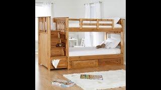Çocuk Odası Dekorasyon &  Ranza Modelleri