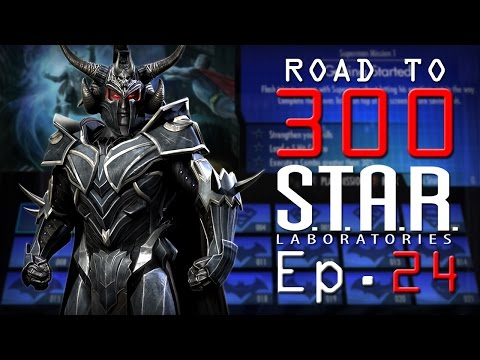 Road to 300 - Ep.24 - Ares (S.T.A.R. Labs Mission 231-240)
