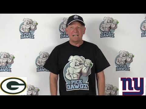 New York Giants vs Green Bay Packers NFL Pick and Prediction 12/1/19 Week 13 NFL Betting Tips