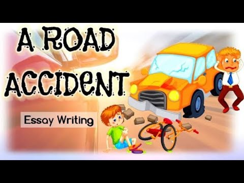 Видео Reflective essay car accident