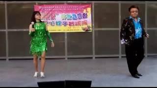 2017528頌親恩賀端陽石圍角廣埸街Show合唱一曲《等你