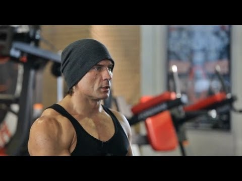 Дмитрий Яшанькин - Тренировки с эспандером