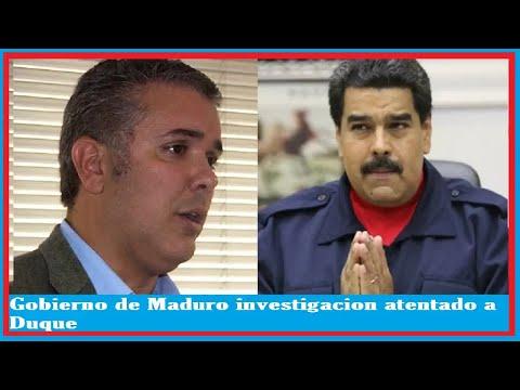 NOTICIAS DE HOY VENEZUELA 31 DE DICIEMBRE 2018 | Gobierno de Maduro investigacion atentado a Duque !
