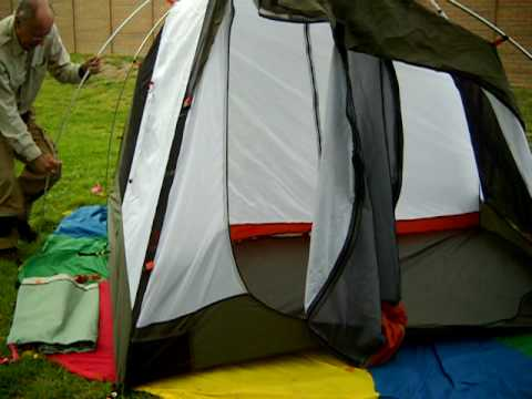 & Ten Minute Tent: REI Kingdom 4 Family Tent Pitch Preview - YouTube