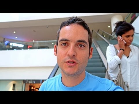 VISITING a LUXURY MALL in MEXICO ! PLAZA ANDARES- GUADALAJARA (Gringo in Mexico Vlog)