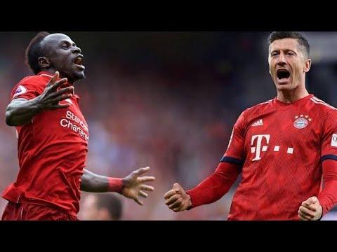 Liverpool vs Bayern München penalty shootout Dream league soccer 2018